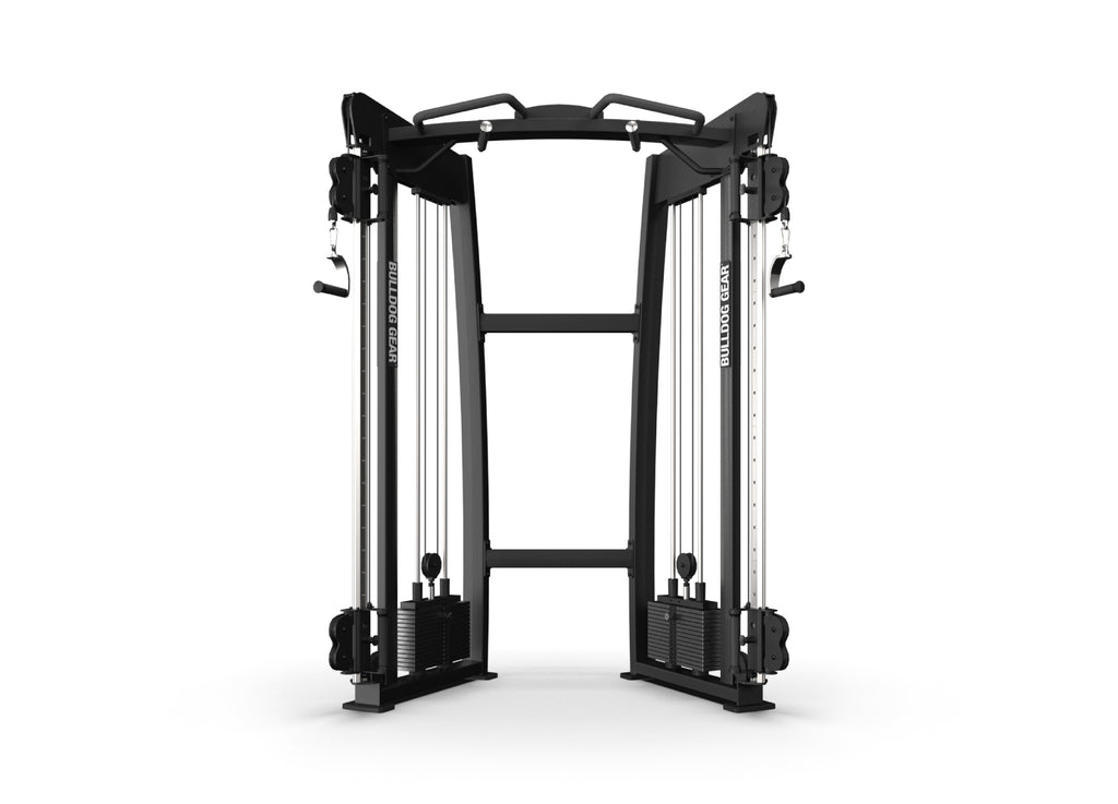 Dual Cable Pulley - Functional Trainer