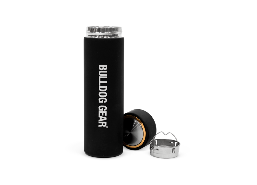 Bulldog Gear Flask