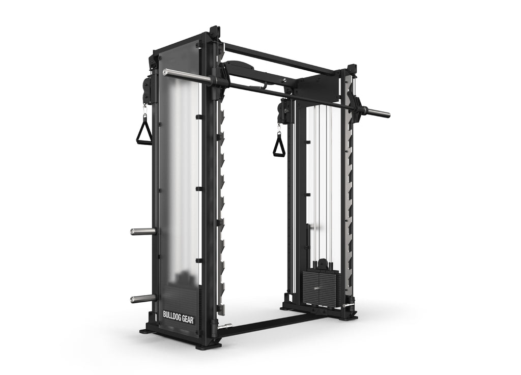 Functional Trainer / Smith Machine Combo