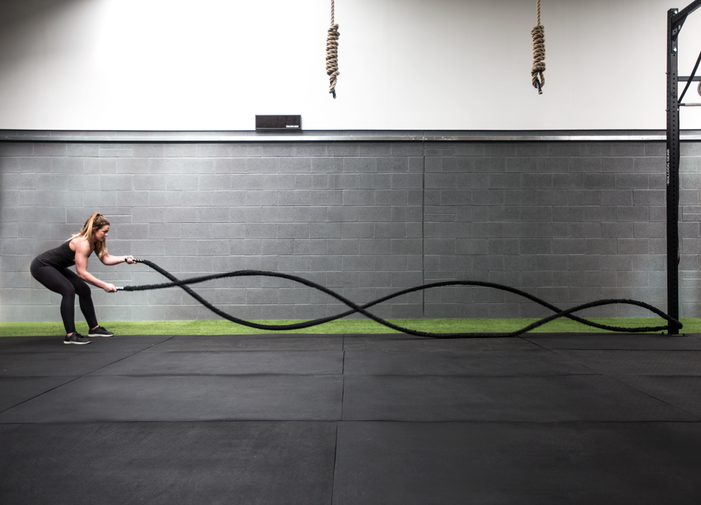 Bulldog Gear Battle Ropes | Strength & Conditioning Equipment