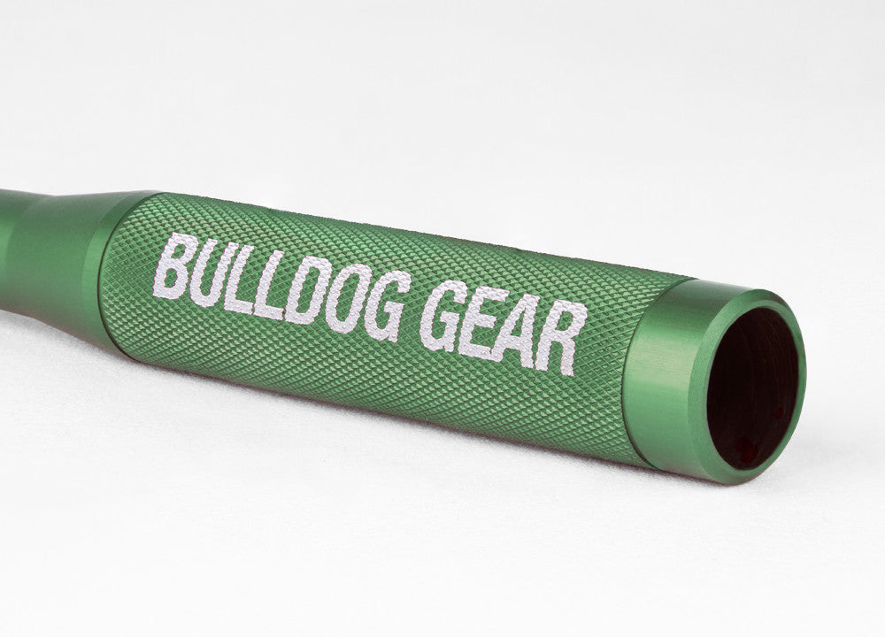 Bulldog Gear - JR2 Bearing Jump Rope - Green (LH)