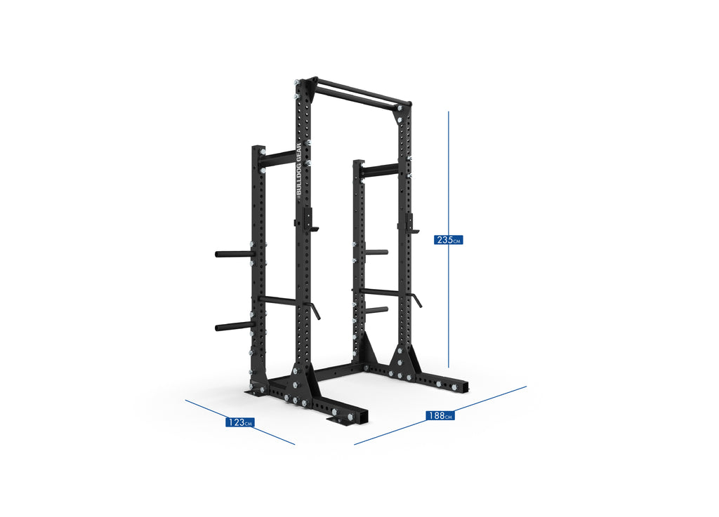 MHR Mammoth Half Rack
