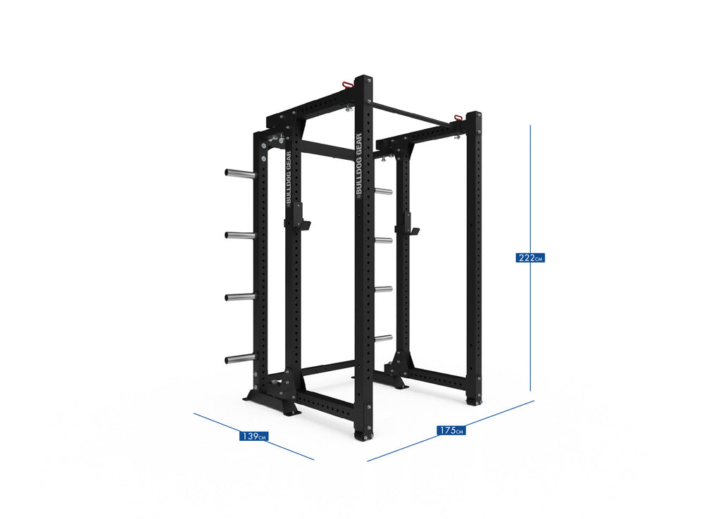 Mammoth Lite Folding Power Rack MLFPR1