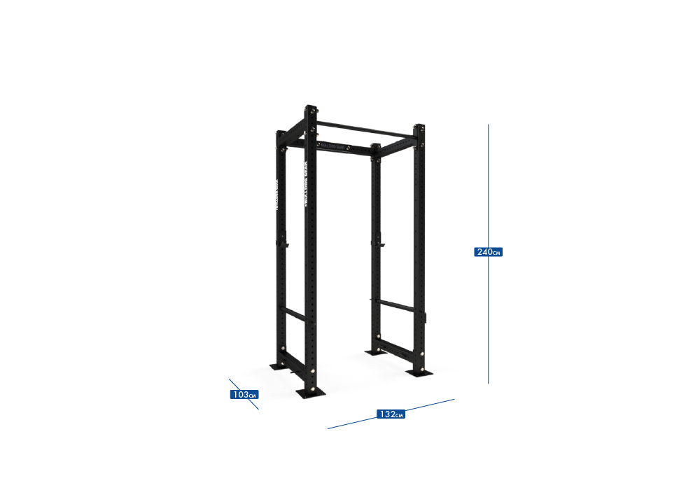 MLPR1 - 750 Mammoth Lite Power Rack