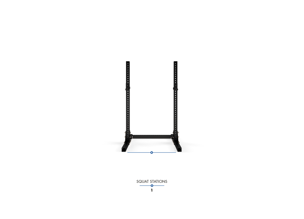 MSR1 Mammoth Squat Rack