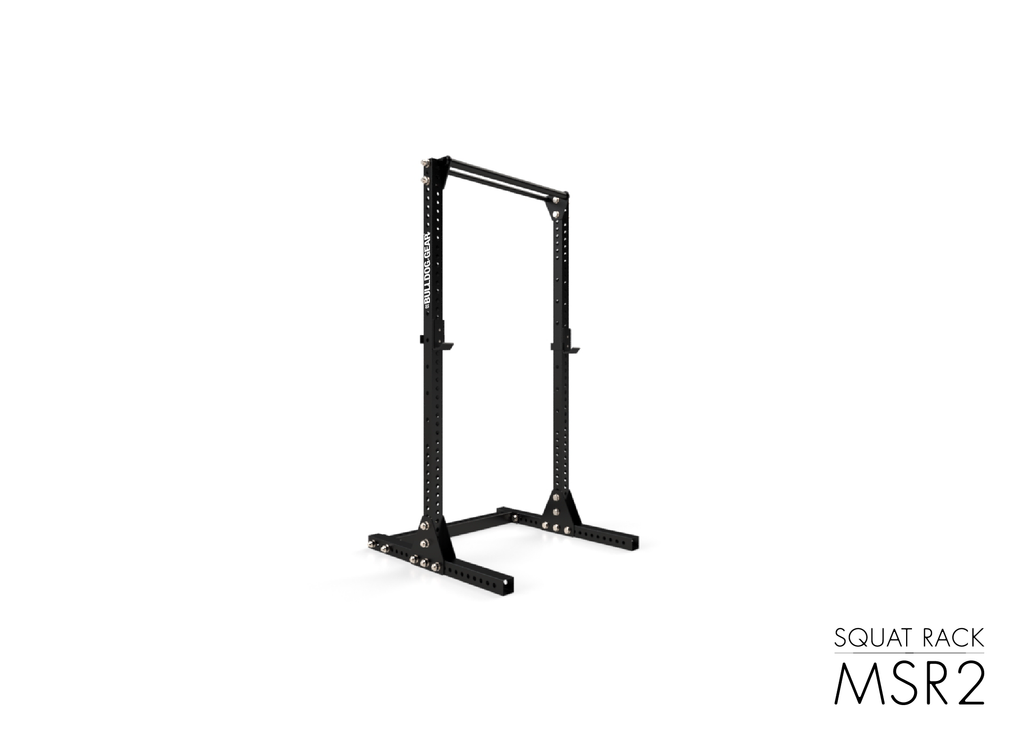MSR2 Mammoth Squat Rack