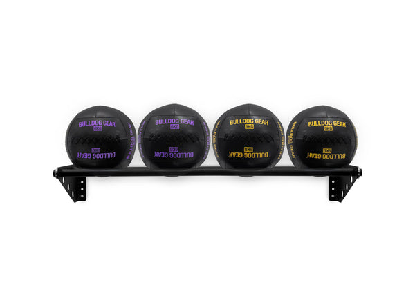 Wall Mounted Med-Ball Storage System