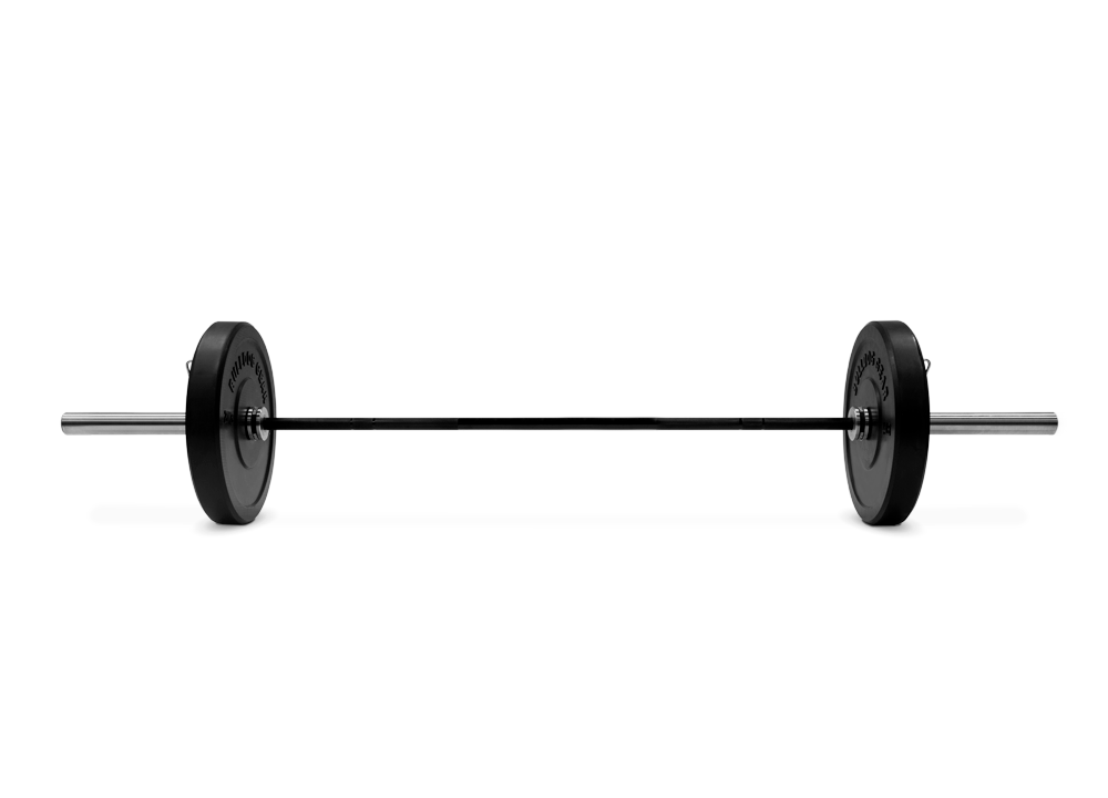 The Box Bar 2.0 - 20KG Bushing Barbell