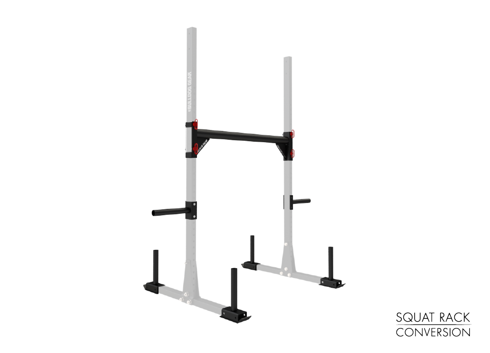 Conversion Kit - Squat Rack to Yoke
