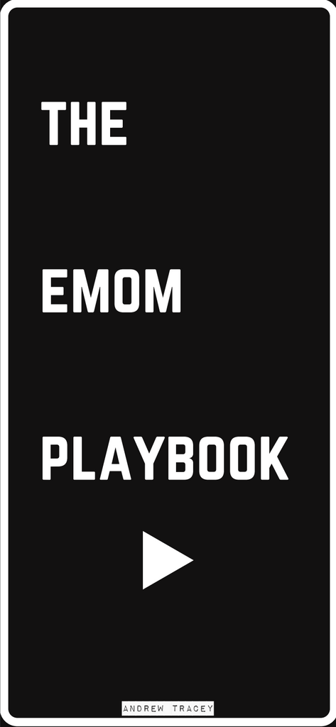 The EMOM Playbook - Andrew Tracey
