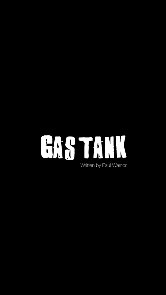 Gas Tank - Paul Warrior