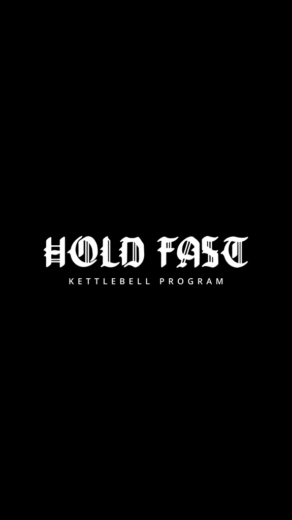 Hold Fast - Paul Warrior