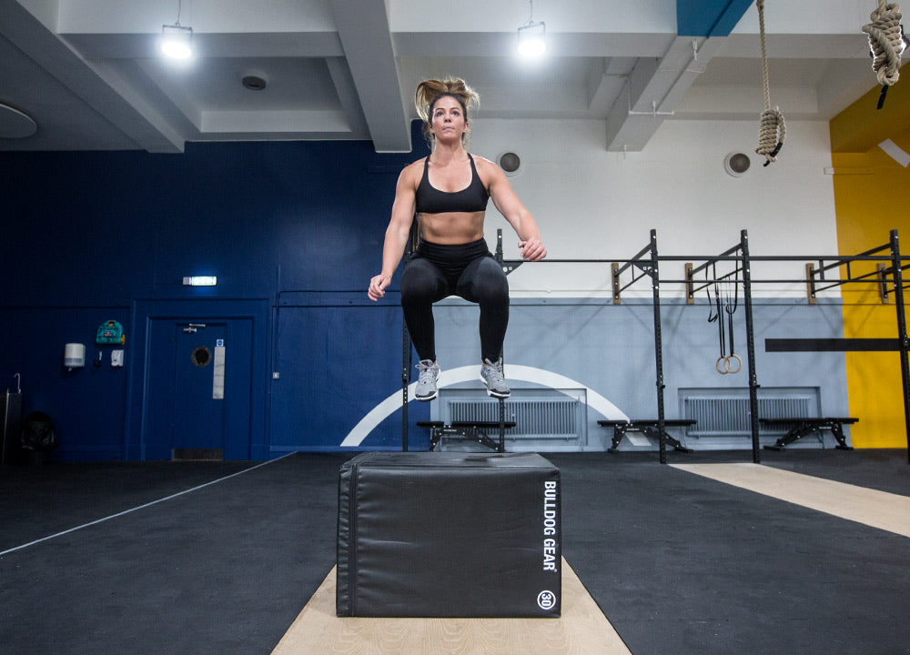 Soft Plyometric Box - 3 in 1