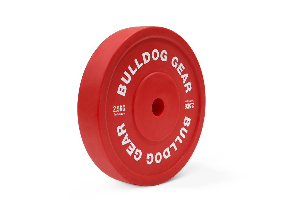 Bulldog 2.5kg Technique Plates