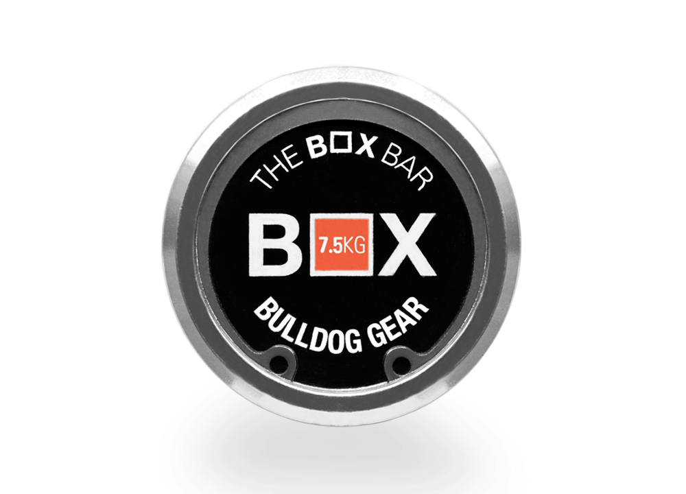 The Box Bar 2.0 - 7.5KG Training Barbell