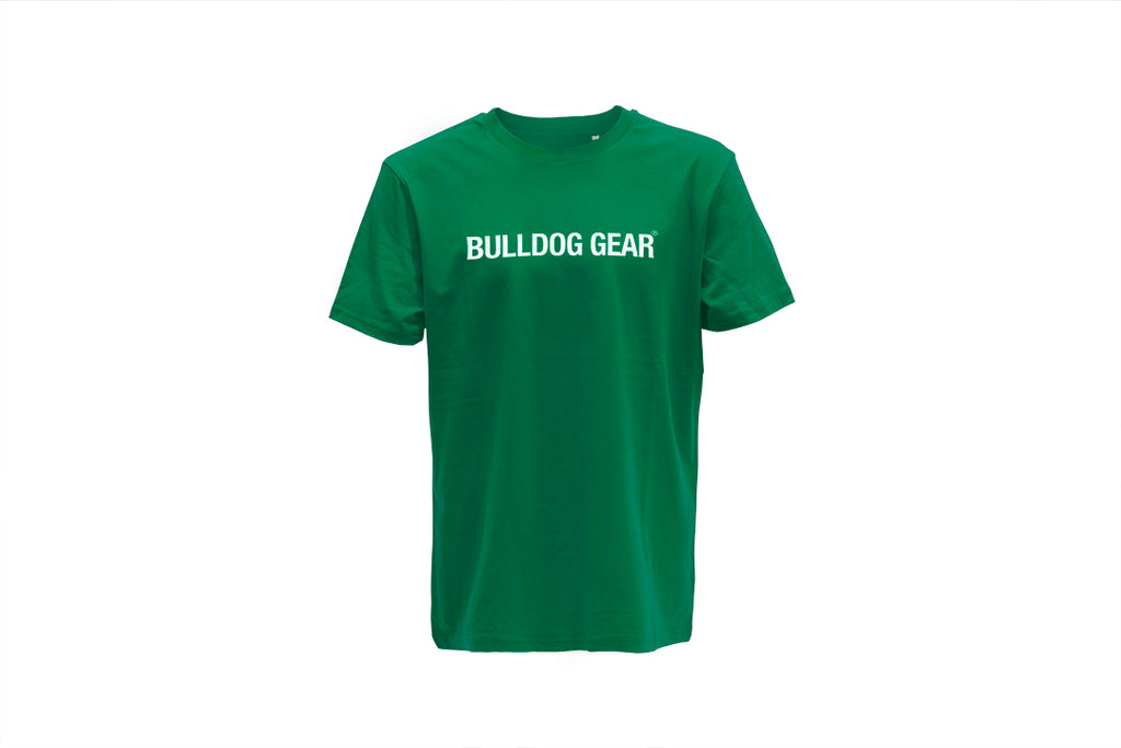 Bulldog Gear Tee - Green - Unisex