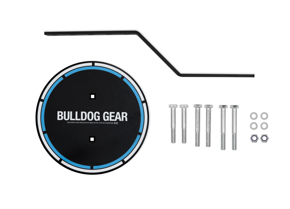 Bulldog Series Wall Ball Target