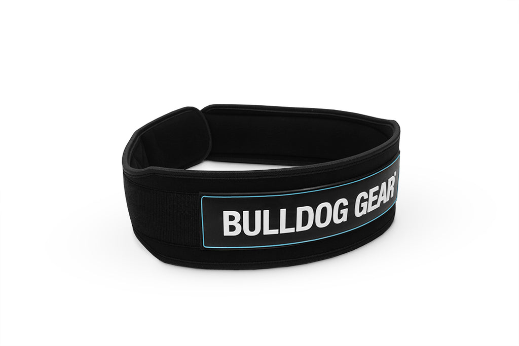 Bulldog Gear velcro weight lifting belt
