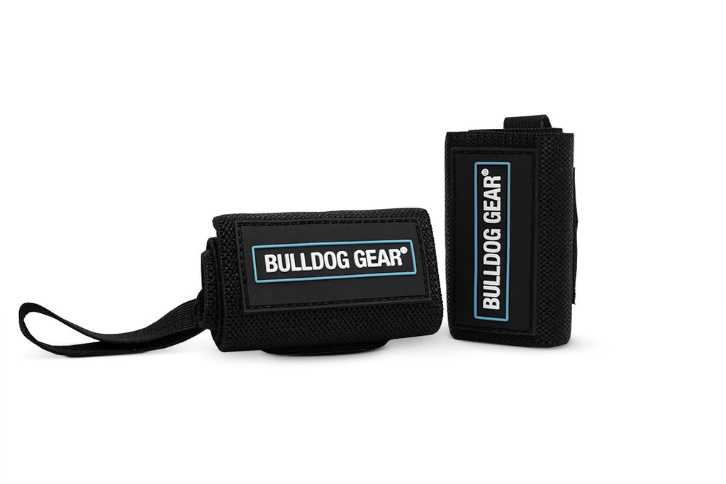Bulldog Gear Wrist Wraps