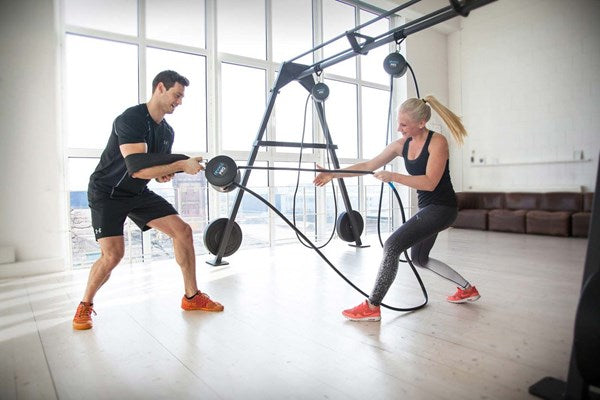 Revvll One - Mobile Rope Trainer