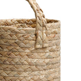 Seagrass Woven Hanging Baskets