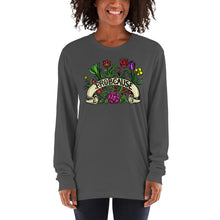 Load image into Gallery viewer, Prob Flower Long sleeve t-shirt
