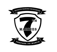 Load image into Gallery viewer, 7th marines regiment magnificent seventh