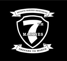 Load image into Gallery viewer, 7th marines regiment decal