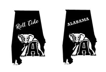 Load image into Gallery viewer, Alabama State Roll Tide decal