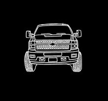 Load image into Gallery viewer, Chevy Truck decal