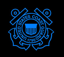 Load image into Gallery viewer, coast guard car sticker