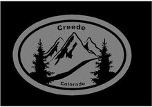 Load image into Gallery viewer, creede co car window decal