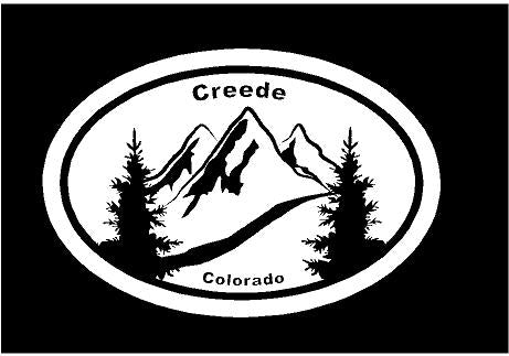 creede co decal