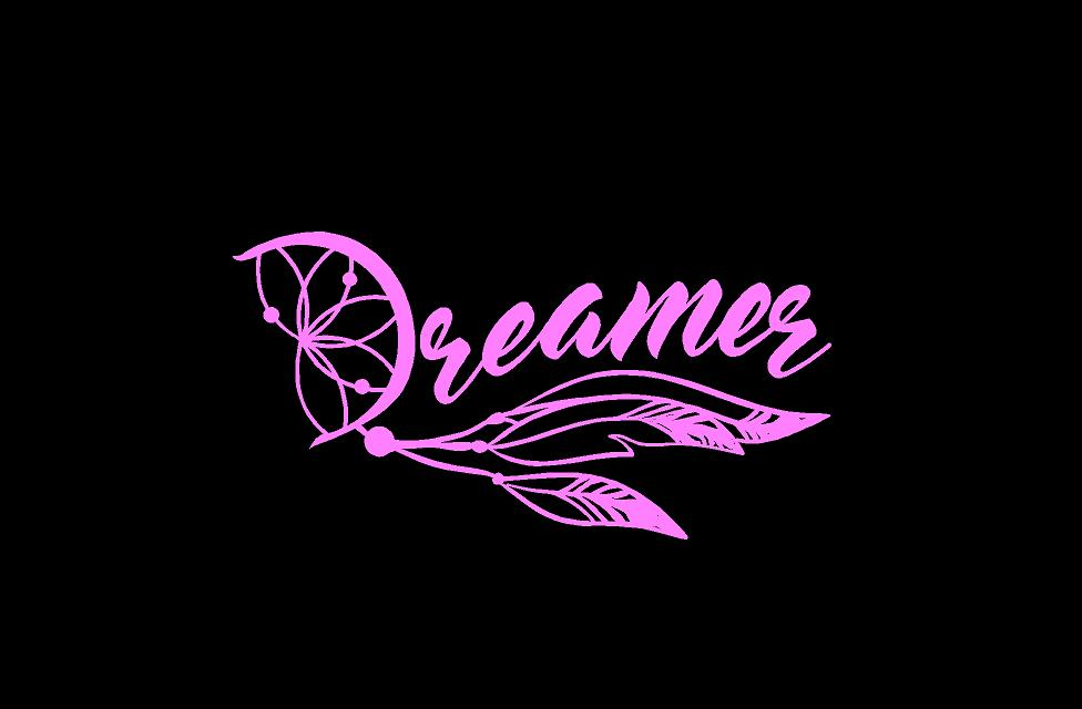 dream catcher dreamer decal car truck window sticker