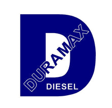 Load image into Gallery viewer, duramax diesel d decal