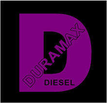 Load image into Gallery viewer, duramax truck decal