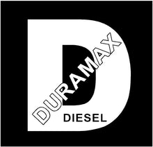 Load image into Gallery viewer, duramax diesel truck decal