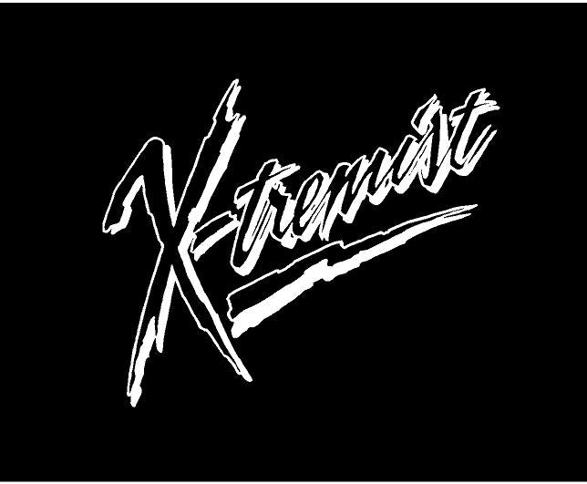 extemist decal car truck window sticker