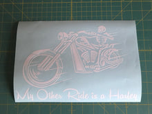 Load image into Gallery viewer, Custom Motorcycle car truck decal