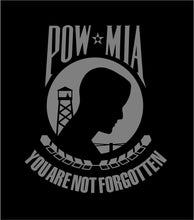 Load image into Gallery viewer, POW MIA sticker