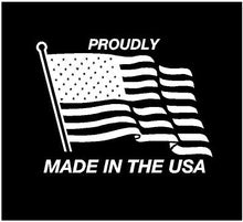 Load image into Gallery viewer, Made in the USA decal