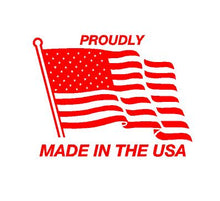 Load image into Gallery viewer, Proudly Made in the USA decal