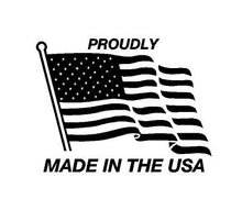 Load image into Gallery viewer, Proudly Made in the USA Sticker