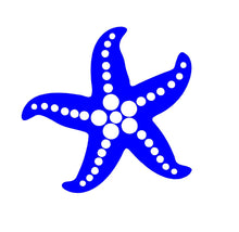 Load image into Gallery viewer, starfish sticker
