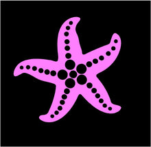 Load image into Gallery viewer, Starfish decal