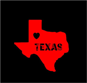 texas home pride decal