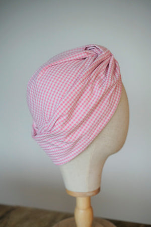 Gingham - Strawberry