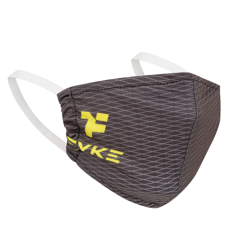 Boost Facemask Dark Grey Net