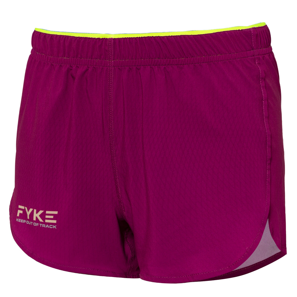 Boost Woman Short - Pink Net