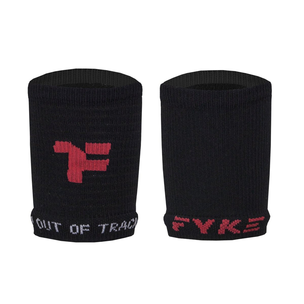Fyke Boost Wristband Black